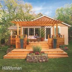 Dream Deck Plans