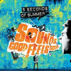 5 Seconds of Summer - Sounds Good Feels Good - Target Exclusive,