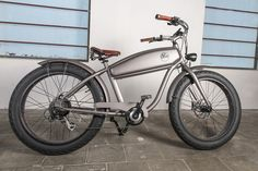 Cruiser Bicycle, Vintage Bikes, Old School, Motorcycle, Vehicles, Life, Veils, Electric, Antique Bicycles