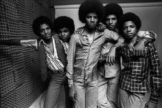 Jackson Five by Norman Seeff