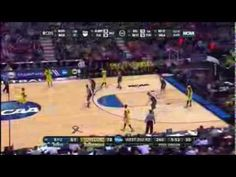 Basketball Plays from 2014 NCAA Tournament -