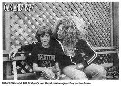 RP & David Graham - Oakland 1977