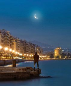 Places To Travel, Places To Visit, Thessaloniki, Great Shots, Greece Travel, Greek Islands, All Over The World, Beautiful World, Explore