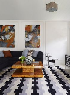 Contemporary Interior by Greg Natale.