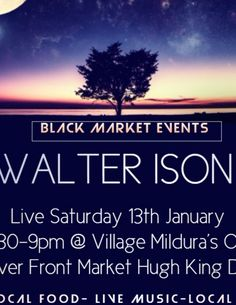 January, AM AM - - Mildura - Australia - Village Summer Nights welcomes you to the banks of the might Murray River! Village is Mildura's only river front m. Murray River, Event Marketing, January 2018, Live Music, Places To Visit