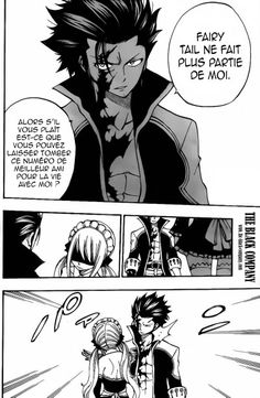 Fairy Tail - Chapter 428:  Poor Lucy.... I can't..... I just can't......