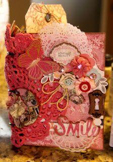C'est Magnifique Scrapbook Kits and Store October 2015 Kit Designer Debbie