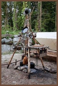Camping Gear - What to Look For in a very Propane Camp Stove *** Click image to read more details. #travel