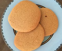 Recipe Cashew cookies (failsafe) by Chrystalla - Recipe of category Baking - sweet
