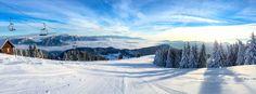 Zistite, aké počasie na vás počas lyžovačky čaká.