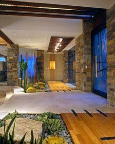 Indoor Garden Demensi Baru Dekorasi Moden ~ Dekorasi Halaman Rumah