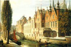Het Brugse Vrije - Eugène Charles Legendre - 1850-1871