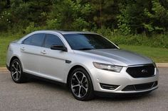 Car brand auctioned: Ford Taurus SHO 2014 tarus sho silver blk all pwr sunroof 20 k miles exc cond in and out