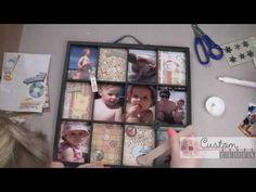 7 Gypsies Printers Tray - Photo Home Decor Project
