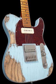 Fender Stratocaster, Fender Guitars, Vintage Electric Guitars, Vintage Guitars, Les Paul Custom, Fender Custom Shop, Custom Guitars, Guitar Shop, Cool Guitar