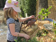 Irresistible Ideas for play based learning » Blog Archive » imaginative play in a wheelbarrow