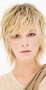 Medium Length Shaggy Hairstyles