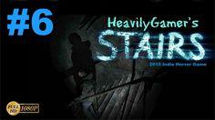Stairs | Indie Steam Horror Gameplay Walkthrough Level 4:Hvilans Stugby/...