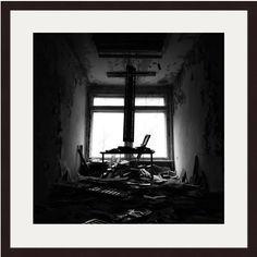 Ukraine Photography, Ukraine Print, Creepy Print, Horror Print, Abandoned, Urbex Art by AmadeusLong on Etsy