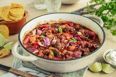 Slik lager du chili con carne | Coop Marked