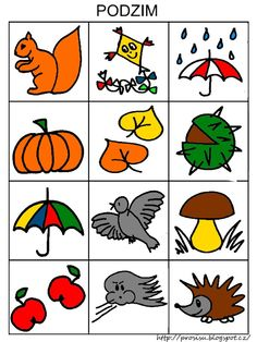 Podzim Free Preschool, Preschool Worksheets, Preschool Activities, Alphabet Activities, Book Activities, Owl Name Tags, Fall Games, Autumn Activities For Kids, Free Printable Art