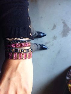 Have a good day #armcandy