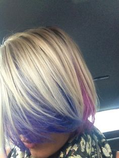Joico pink and violet
