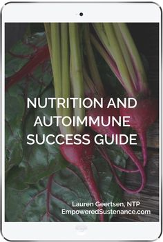 How to start the Autoimmune Paleo Protocol with food lists, recipes, resources and more.