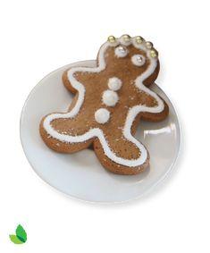 Gingerbread Men Cookies Recipe with Truvía® Baking Blend