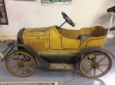 Antique Pedal Car | eBay                                                                                                                                                                                 More