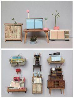 zeza@flor blog!: miniatures