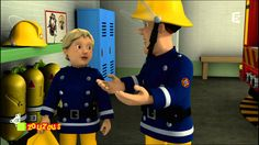 Sam le pompier - Le Grand Incendie de Pontypandy (Film) Films, French, Youtube, Fire Department, Day Care, Movies, French Language, Movie, Film