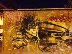 San Lorenzo/rome  artist: Alice Pasquini   Photo: Alfredo... #LoveArt - http://wp.me/p6qjkV-7ba  #Art