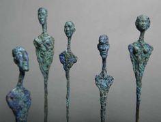 Vincent Vergone, figurative sculpture from France - Figurative Artist