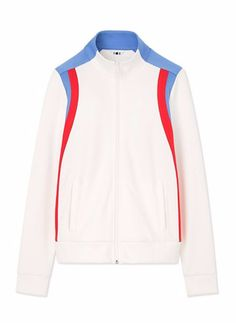 Tory Sport Color-Block Track Jacket Within the last few 30 years, the evolution of fashion Sport Fashion, Fashion Brand, Womens Fashion, Kids Sportswear, Evolution Of Fashion, Fitness, Sports Jacket, Sport Wear, Sport Outfits