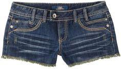 TOPSELLER! YMI Frayed Leg Denim Shorts $14.99