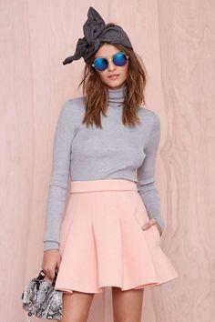 Savannah Skater Skirt