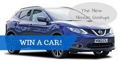 Win a Nissan Qashqai New Nissan, Nissan Qashqai, Loreal Paris, Hamper, South Africa, Competition, Things I Want, Basket