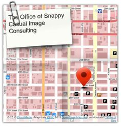 Schedule your Snappy Consultation today!  (courtesy of @Pinstamatic http://pinstamatic.com) Visit us at www.snappycasualconsutling.com