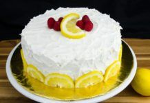 Lemon Cake Recipe: Cookies Cupcakes and Cardio How-to Video Lemon Cake Cookies, Cookies Cupcakes And Cardio, Cupcake Cookies, Cake Mix Recipes, Baking Recipes, Dessert Recipes, Desserts, Vegan Lemon Cake, Dessert Bread