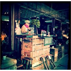Street cafe / bar Chatuchak Bangkok