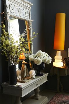 Abigail Ahern - 6 ways to make your home look more expensive.