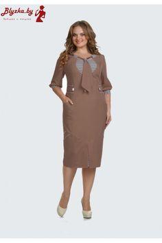 Блузка.бай | Платье MC-470-4