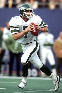 Ken O'Brien - NY Jets #NFL #Jets #football