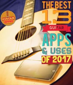 Click here for a 2017 list of the BEST Guitar Apps that are USEFUL to the everyday guitarist! you won't find any boring apps here.