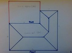 Hip Roof Addition question! how to tie up to existing roof? Need Help Please! - DoItYourself.com Community Forums