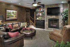 Dream family room