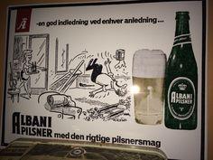 Kalaset - klassisk ølreklame