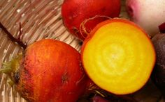 Alte Gemüsesorte: Gelbe Bete