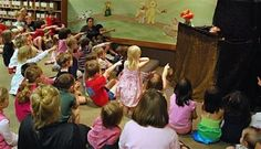 """The Little Red Hen"" Puppet Show Portland, Oregon  #Kids #Events"